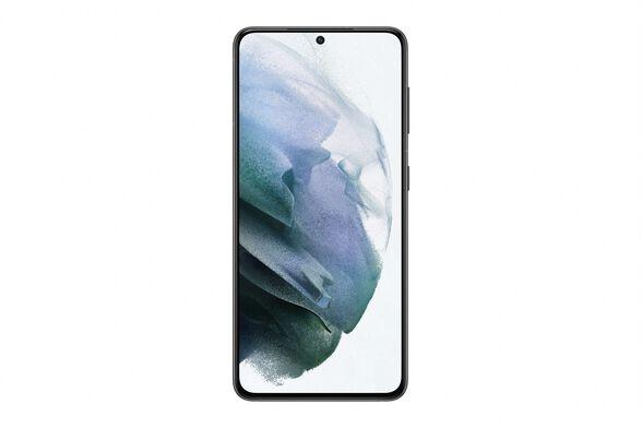 """סמארטפון Samsung Galaxy S21 מסך 6.2"""" זיכרון אחסון 128GB זיכרון עבודה 8GB RAM ומצלמה אחורית 3 עדשות 12MP+64MP+12MP   ללא ראש מטען וללא אוזניות , , large image number null"""