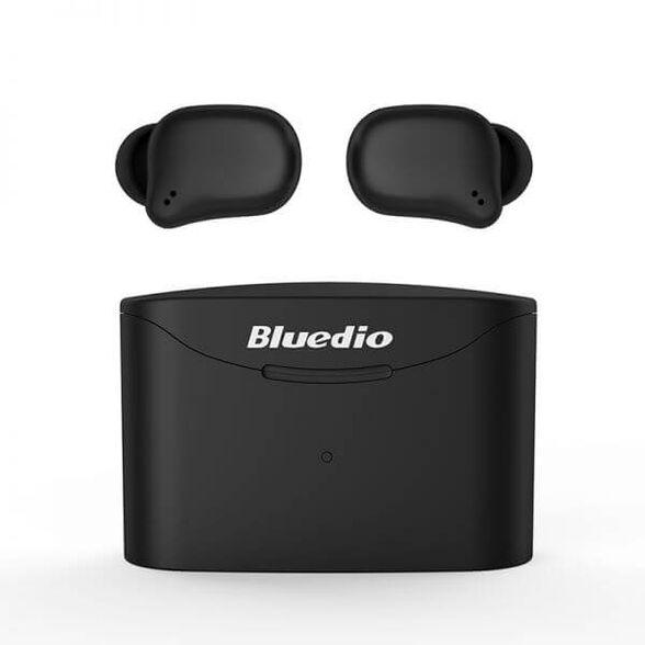 אוזניות אלחוטיות דגם TWS Telf 2-Black מבית BLUEDIO , , large image number null
