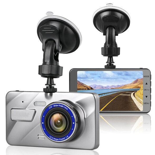 מצלמת דרך סופר HD ברזולצייה גבוהה עם מסך מגע כולל ראיית לילה מתקדמת | מצלמה קידמית בעלת זוויתת רחבה 170 מעלות, , large image number null