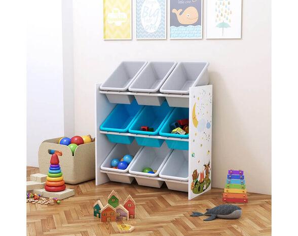 ארגז אחסון לצעצועים דגם 3175 מבית TAKE IT, , large image number null