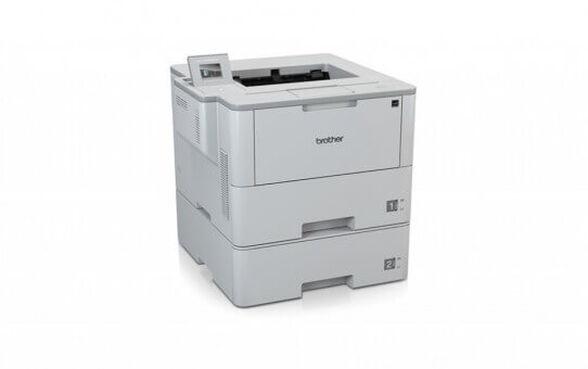 מדפסת לייזר שחור-לבן לקבוצות עבודה דגם HL-L6400DW מבית Brother מדפסת קבוצות עבודה עתירת פרסים עם קישוריות אלחוטית , , large image number null