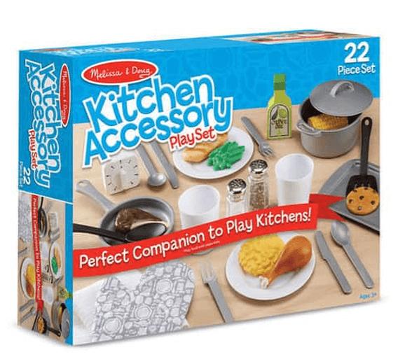 מליסה ודאג סט כלי מטבח לילדים דגם 9304, , large image number null