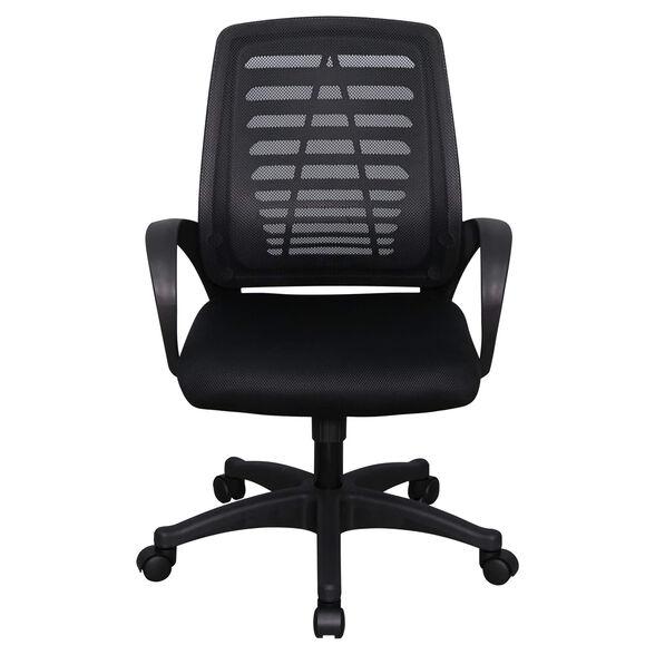 כיסא עבודה דגם נועם מבית MOBEL_שחור, , large image number null