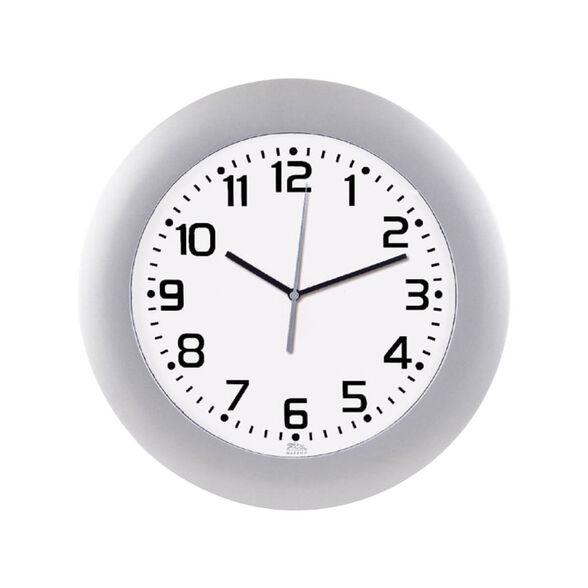 שעון קיר בעיצוב נקי ומודרני! משלים את העיצוב  לכל קיר במשרד, , large image number null