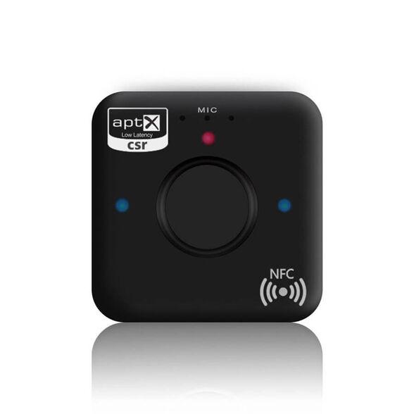 מקלט / מתאם בלוטות' BLUETOOTH ו- NFC - להזרמת מוזיקה ישירות מהסמארטפון - כולל APTX, , large image number null