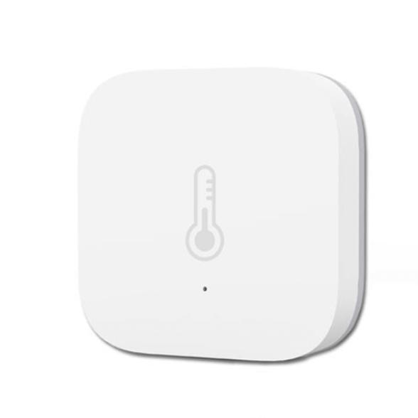 חיישן טמפרטורה ולחות המאפשר ניטור של הבית והמשרד באמצעות הטלפון החכם  , , large image number null