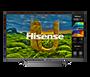"""טלוויזיה 65"""" ULED SMART 4K HDR בטכנולגיית  Quantom Dot LED  תמיכה ב- Dolby Atmos עם PCI אינדקס החלקת תנועה  2500Hz מבית HISENSE דגם 65U7QFIL"""