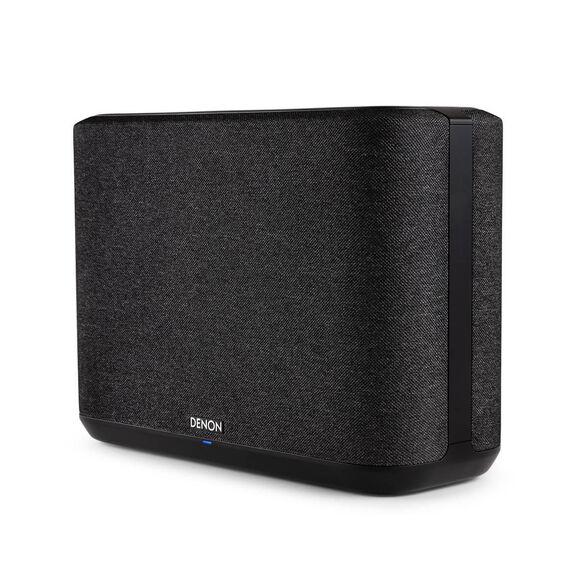 רמקול סטריאו אלחוטי מתקדם בעל קישוריות Bluetooth ו-WiFi דגם Denon Home 250 _שחור, , large image number null