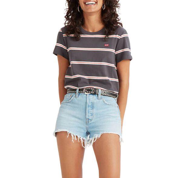 מכנסי ג'ינס קצרים ליוויס 501 Original - Luxor Heat Short נשים, , large image number null