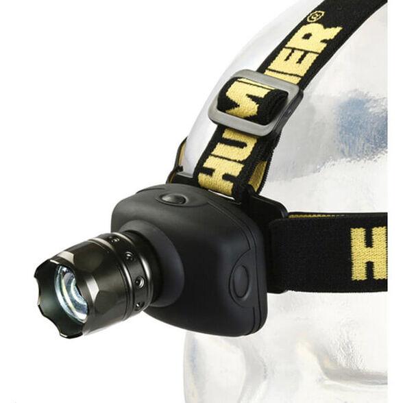 פנס ראש מקצועי HUMMER FOCUS עם פוקוס משתנה מאיר למרחק 150 מטר, , large image number null
