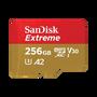 כרטיס EXTRE MICROSDXC UHS-I 256G