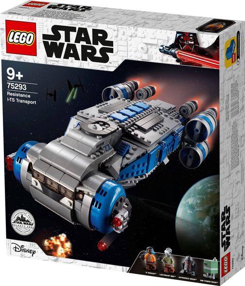 LEGO לגו מלחמת הכוכבים - רכב ההתנגדות 75293, , large image number null