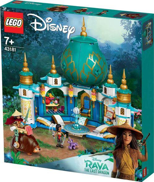 LEGO לגו דיסני - רעיה וארמון הלב 43181, , large image number null