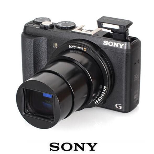מצלמת דיגטלית סוני דגם DSC-HX60 חיישן בעל 20.4Mp תקשורת WIFI + NFC זום אופטי מדהים 30X , , large image number null