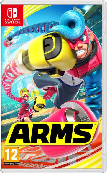 משחק ARMS, , large image number null