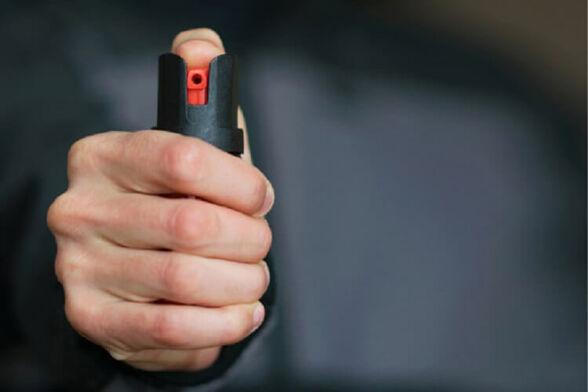 גז פלפל 25 גרם להגנה עצמית - תמיד בתיק לכל מקרה!, , large image number null