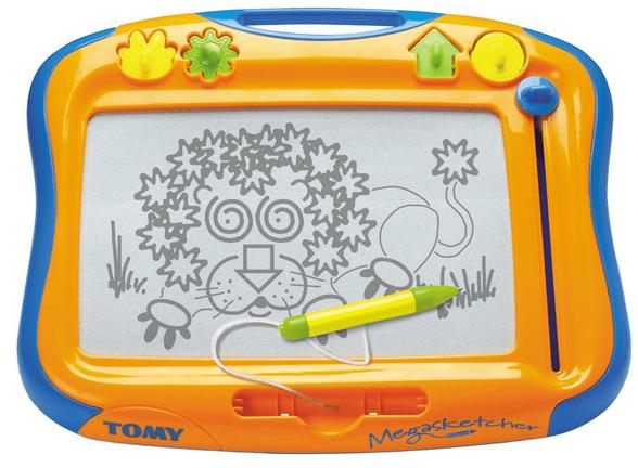 לוח ציור מגה סקצר TOMY | הפריט החובה בכל בית, , large image number null