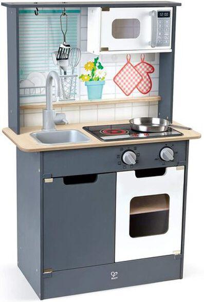 מטבח משחק לילדים עם אורות וצלילים + מחבת ומרית, , large image number null