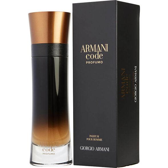 """בושם לגבר ארמאני קוד פרפיומו 110 מ""""ל פרפיום  - Giorgio Armani Code Profumo For Men Parfum, , large image number null"""