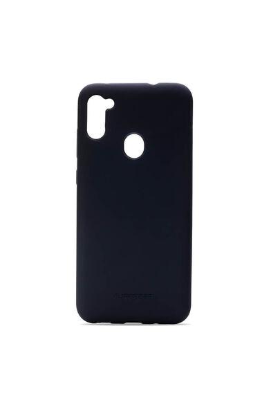 כיסוי לסמארטפון Galaxy A11 מבית Pure-gear   צבע לבחירה_שחור, , large image number null