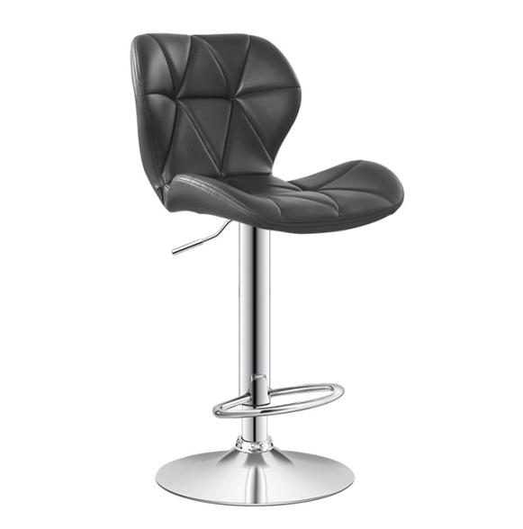 כסא בר מעוצב ומרופד עם מבנה מושב ייחודי ונוח לישיבה ותמיכה בגב מבית TAKE IT, , large image number null