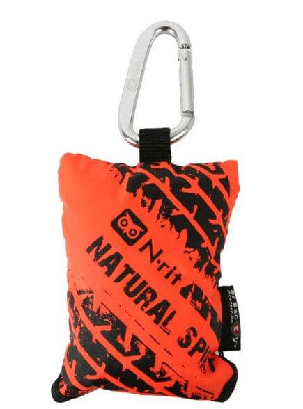 מגבת ספורט N-RIT 40X40 מגיע עם נרתיק אריזה קומפקטי וייחודי,, , large image number null