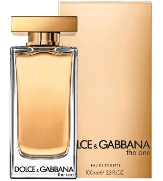 """בושם לאישה דולצה גאבנה דה וואן א.ד.ט 100 מ""""ל  Dolce  Gabbana The one, , large image number null"""