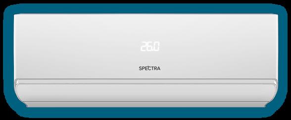 מזגן עילי 9,280BTU מבית TADIRAN  דירוג אנרגטי A דגם SPECTRA 10S PLUS  , , large image number null