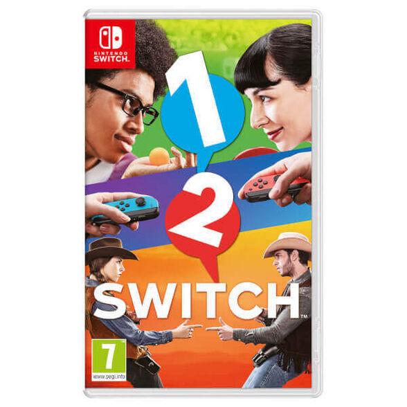 משחק  Switch 1-2, , large image number null