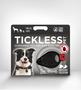 Tickless - קולר אלקטרוני להרחקת פרעושים וקרציות - לכלבים   ניתן להוסיף חומר הדברה טבעי למזיקים