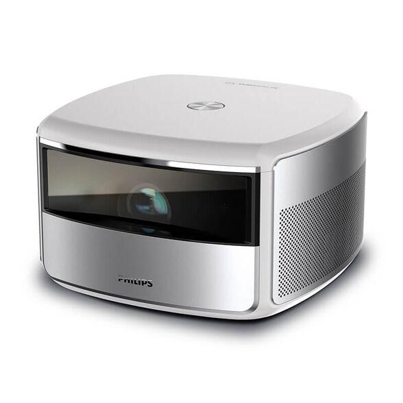 מקרן קולנוע ביתי באיכות 4K Ultra HD דגםPhilips Screeneo S6 , , large image number null