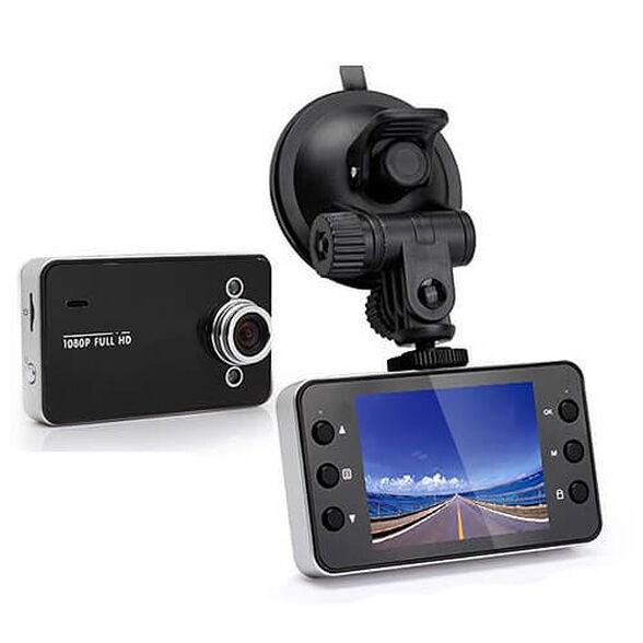 """מצלמת דרך 1080P FULL HD דו שימושית לרכב עם צג ענק 2.7"""" לצילום וידאו ותמונות הפעלה מהירה ופשוטה , , large image number null"""