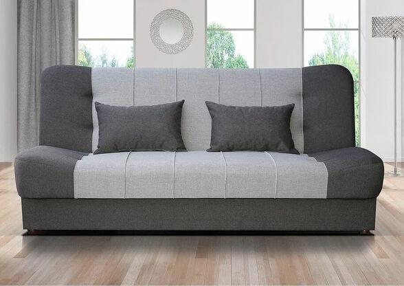 ספה אירופאית נפתחת למיטה רחבה עם ארגז מצעים HOME DECOR   דגם סוני , , large image number null