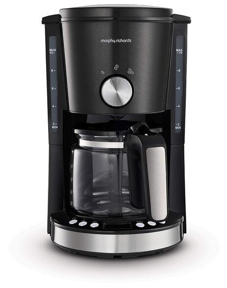 מכונת קפה מעוצבת מסדרת EVOKE להכנת קפה איכותי במיוחד, בארומה משופרת | 1.25 ליטר – מפיק 10-12 כוסות , , large image number null