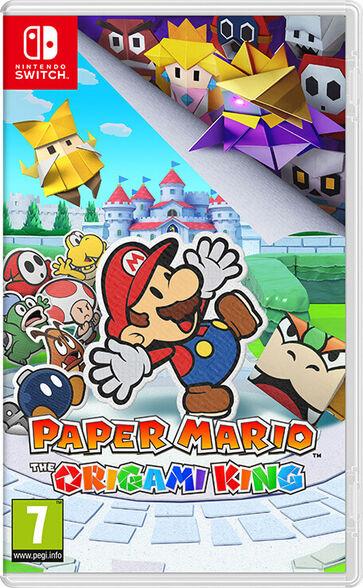 משחק Paper Mario: The Origami King לקונסולת NINTENDO, , large image number null