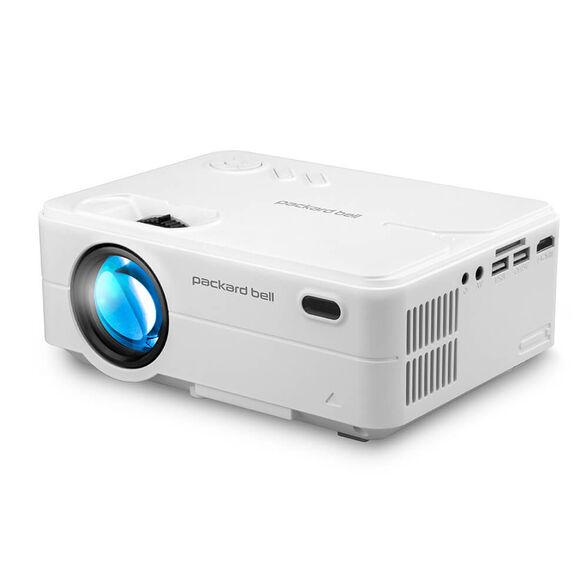 מקרן וידאו LUMENS 3500 עם טכנולוגיית שיקוף מסך WiFi דגם Luminator smart-20 מבית Packard bell , , large image number null