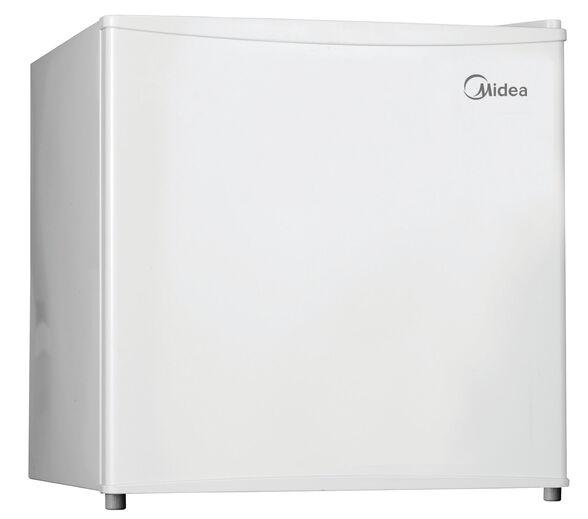 מקרר בר משרדי מידאה בנפח 45 ליטר DE FROST עם טרמוסטט מכני בצבע לבן דירוג אנרגטי B , , large image number null