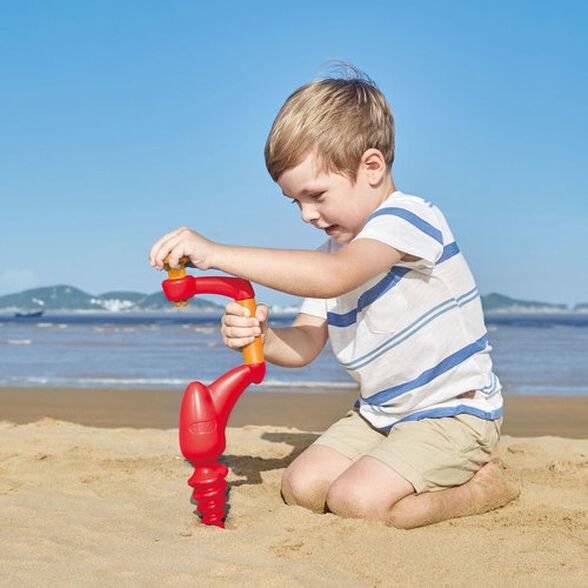מקדח משחק לחוף הים או לגינה - אדום, , large image number null