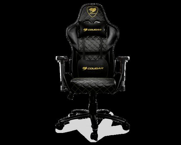 כיסא גיימינג דגם COUGAR Armor One ROYAL בצבע שחור, , large image number null