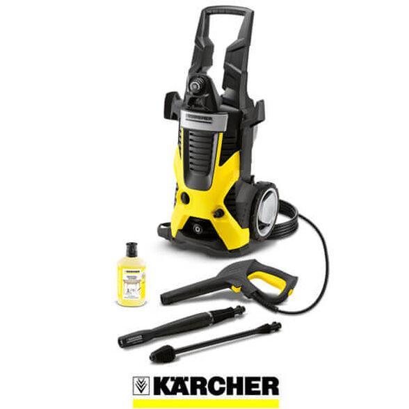 מכונת שטיפה וטאטוא Karcher קרשר K7  , , large image number null