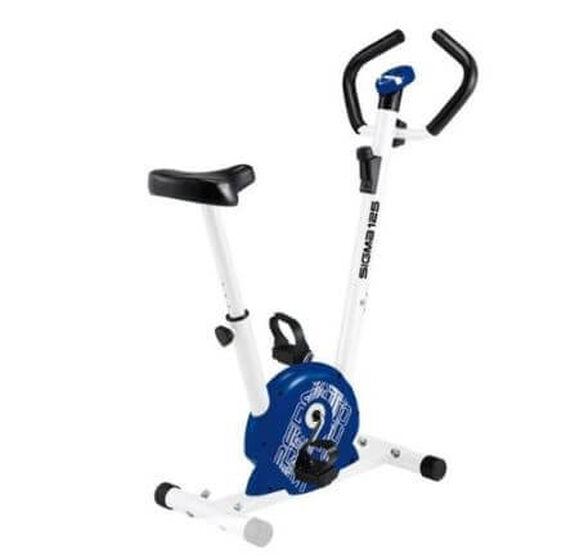 אופני כושר מכנים Sigma125 מבית VO2 | מספר רמות קושי לאימון משולב ונוח, , large image number null