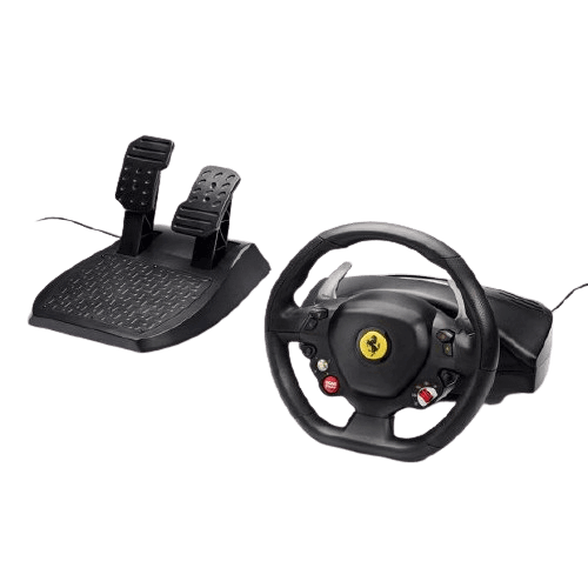 הגה מירוצים עם דוושות Thrustmaster TMX Force Feedback TM 458 for PC/ Xbox 360, , large image number null