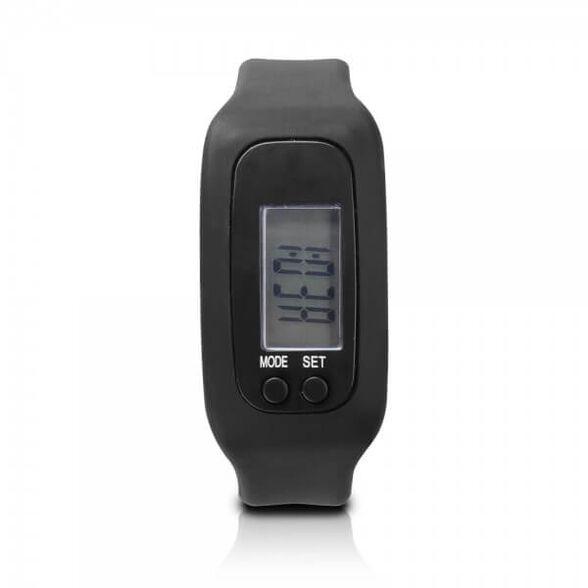 שעון יד דיגיטאלי עם ספידומטר מובנה הכולל אפשרות להזנת נתונים אישיים בדיוק מירבי   קל ונוח להפעלה., , large image number null