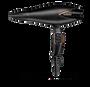 מייבש שיער + דיפיוזר בעל מנוע דיגיטלי מתקדם המעניק שילוב של מהירות ולחץ לייבוש מהיר