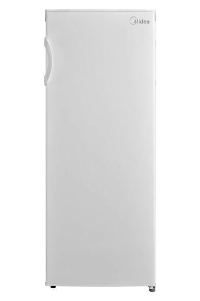 מקפיא 5 מגירות 157 ליטר תוצרת MIDEA  צבע לבן דלת הניתנת לשינוי כיוון הפתיחה דירוג אנרגטי A דגם HS-208FW , , large image number null