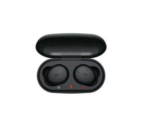 אוזניות בטכנולוגיית TRULY WIRELESS, אוזניות אקטיב לפעילות גופנית עם עמידות לנתזי מים IPX4 דגם WF-XB700 מבית SONY | צבע לבחירה , , large image number null
