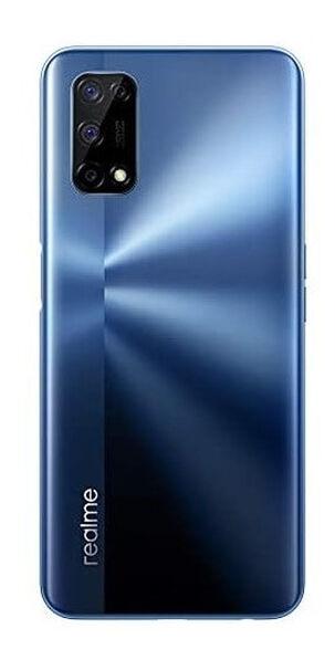 סמארטפון realme 7 5G, סמארטפון בעל 8GB RAM, נפח של 128GB, טעינת בזק 30W, סוללה מסיבית בקיבולת 5000mAh, מסך 120Hz אולטרה-חלק. _כחול, , large image number null