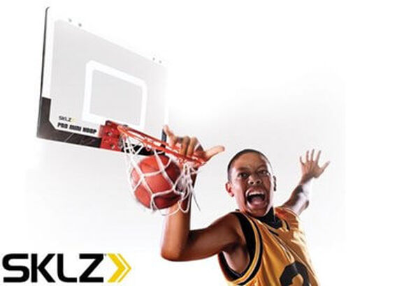 לוח כדורסל מקצועי איכותי  - PRO MINI HOOP XL מבית המותג SKLZ, , large image number null