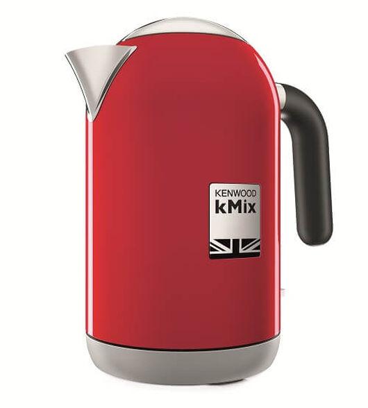 קומקום חשמלי KMIX PICSSO דגם ZJX740 הספק 2250W מיכל 1.7 ליטר | צבע אדום  , , large image number null