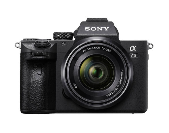 מצלמת סטילס Mirror less מסדרת אלפה 24.2 MP בגוף עשוי מגנזיום דגם ILC-E7M3B  ותקשורת WiFi מובנית מבית SONY דגם ILC-E7M3B , , large image number null